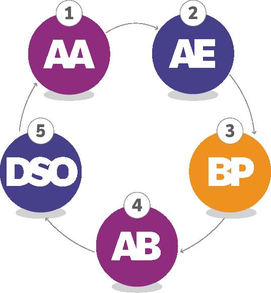 metodo euristica - cinque fasi del processo